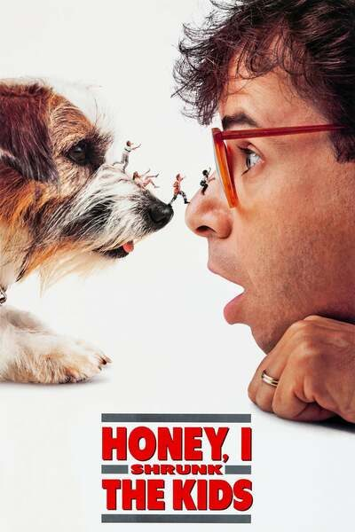 Honey, I Shrunk the Kids (1989) Mp4 & 3gp Free Download