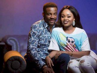 Ebuka & wife