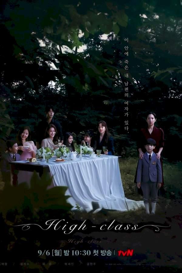 High Class Season 1 Episode 1 — 2 (Korean Drama) Mp4 & 3gp Download
