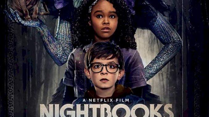 Nightbooks (2021) Mp4 & 3gp Free Download