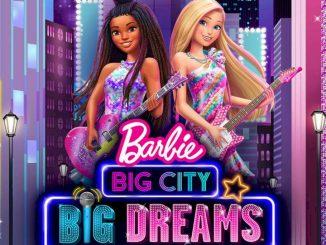 Barbie: Big City, Big Dreams (2021) Mp4 & 3gp Download