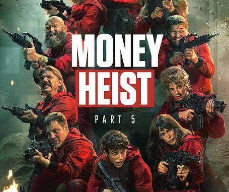 Money Heist Season 5 Episode 1 — 5 (Complete) Mp4 & 3gp Download