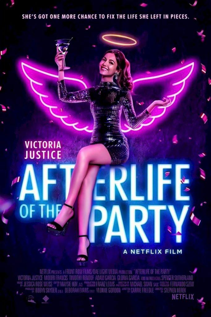 Afterlife of the Party (2021) Mp4 & 3gp Free Download