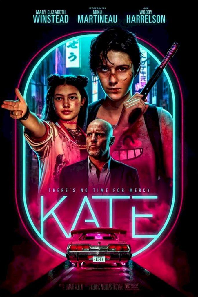 Kate (2021) Mp4 & 3gp Free Download