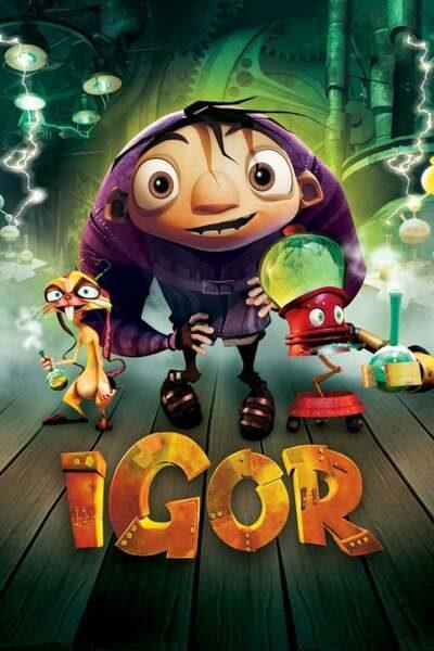 Igor (2008) Mp4 & 3gp Free Download